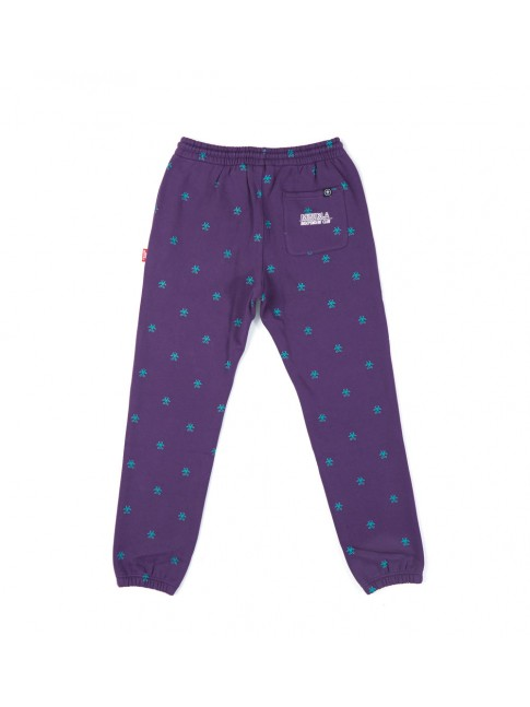 Pant all over - Purple