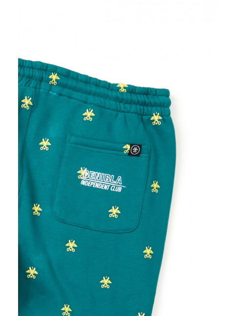 Pant all over - Green