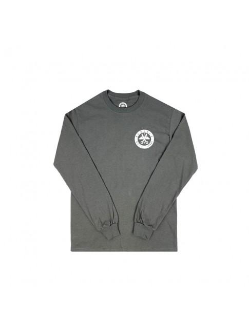 Basic - Long sleeve - Grey anthracite