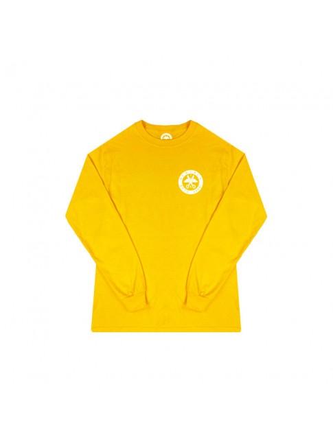 Basic - Long sleeve - Yellow