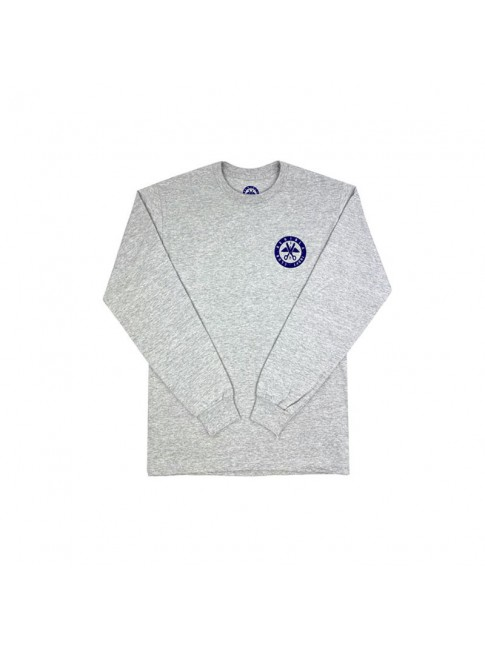 Basic - Long sleeve - Sport grey