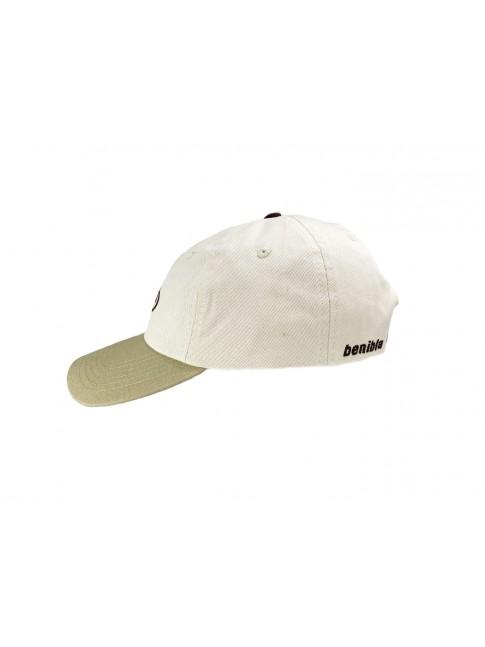 Cap Bicolor - Cream Beige