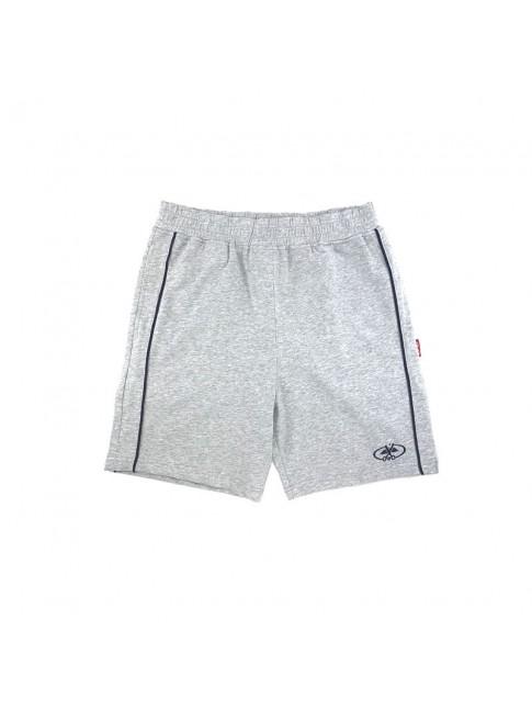 Short Grey - Stripes